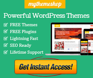 MyThemeshop Discounted Themes