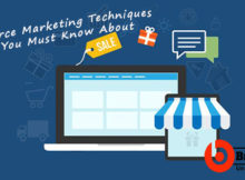 best eCommerce marketing techniques and strategies
