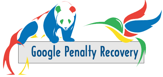 how to recover google seo penalty