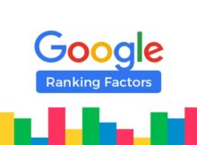 SEO Google Ranking Factors 2019
